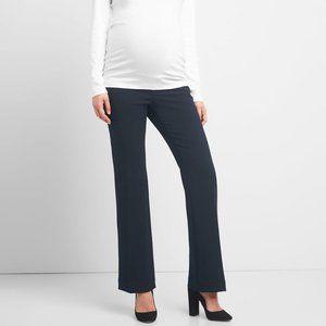 Gap Maternity Full Panel Baby Boot Trousers 6